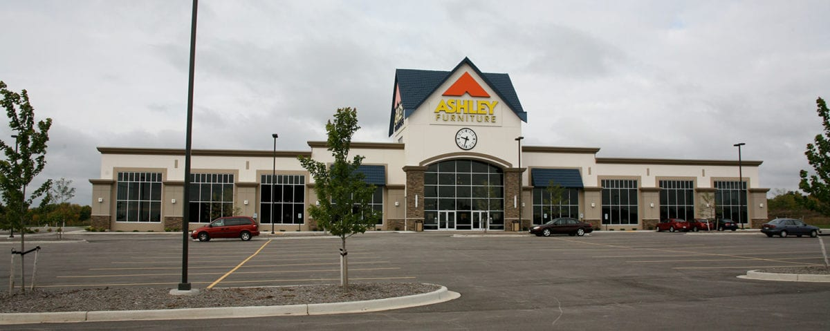 Maas Brothers Construction Portfolio Ashley Furniture Homestore In