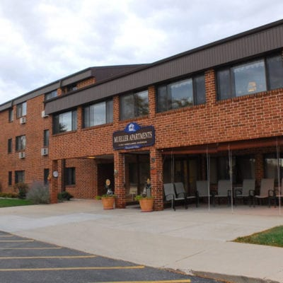 Healthcare: Marquardt Apartments Watertown WI