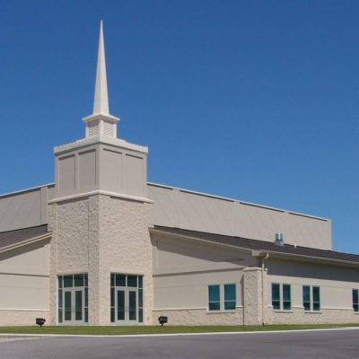 Institutional: Calvary Baptist Church