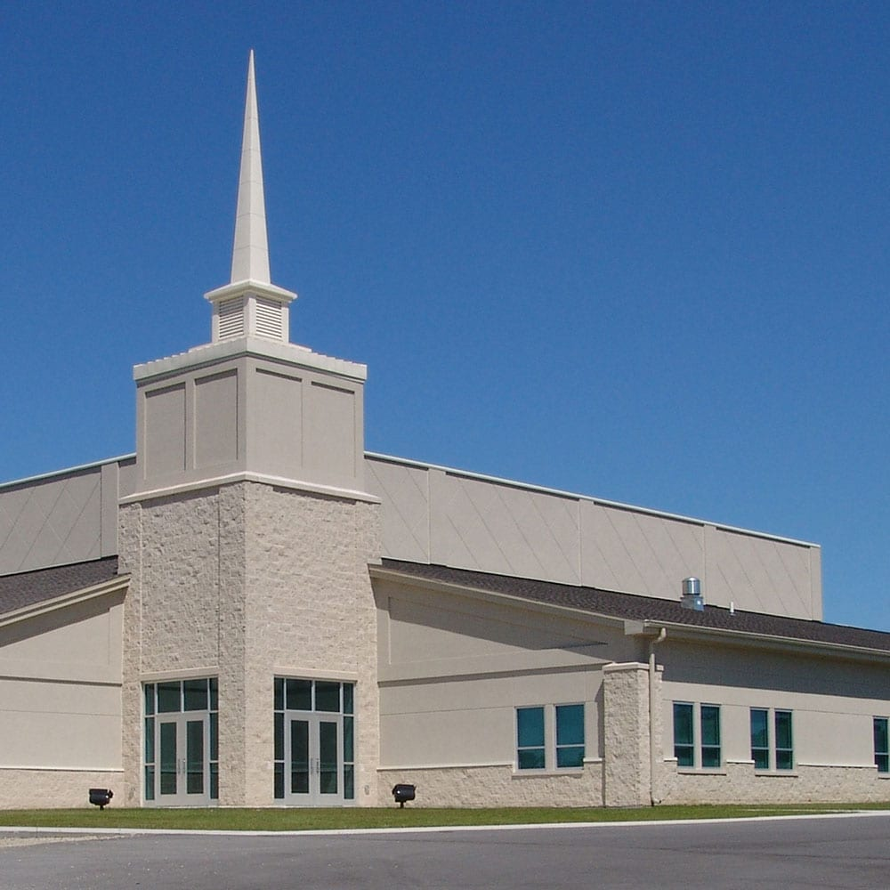 Institutional: Calvary Baptist Church