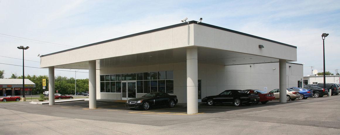 Holz Motors Parts/Service Center Watertown