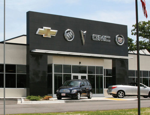Holz Motors Showroom & Parts/Service Center