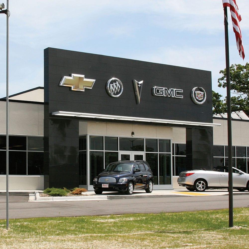 Holz Motors Showroom & Parts/Service Center