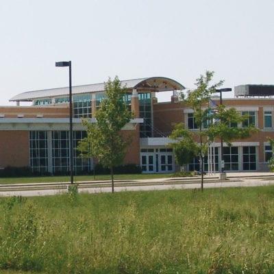 Institutional: Jefferson Middle School, Jefferson, WI