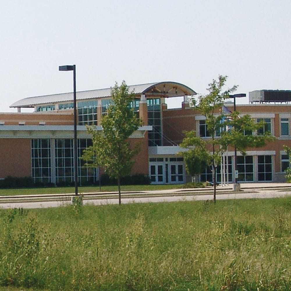 Institutional: Jefferson Middle School, Jefferson, WI