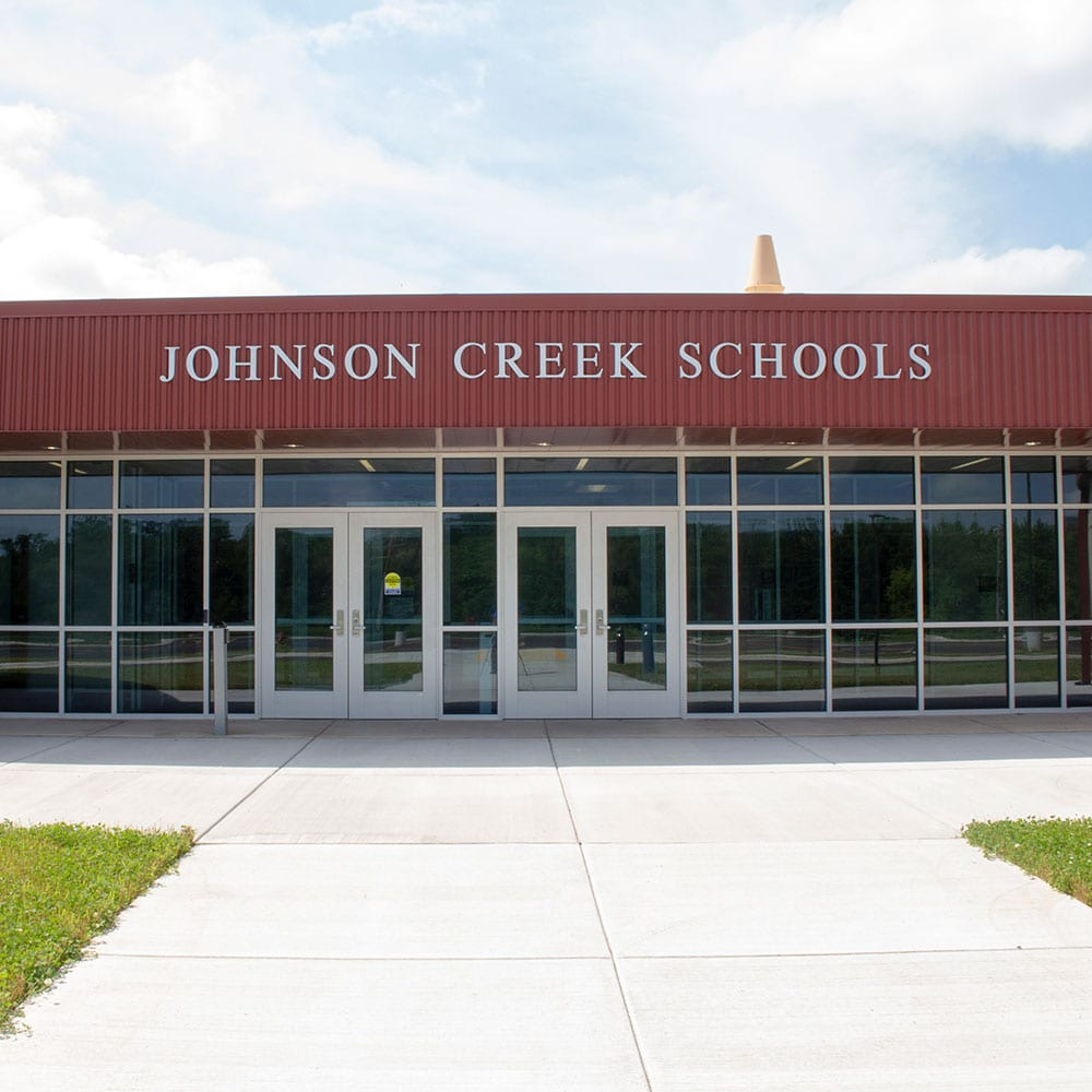 Johnson Creek School Building