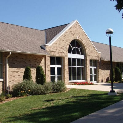 Institutional: Luther Preparatory School, Watertown, WI