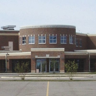 Institutional: Marshall Elementary School, Marshall, WI