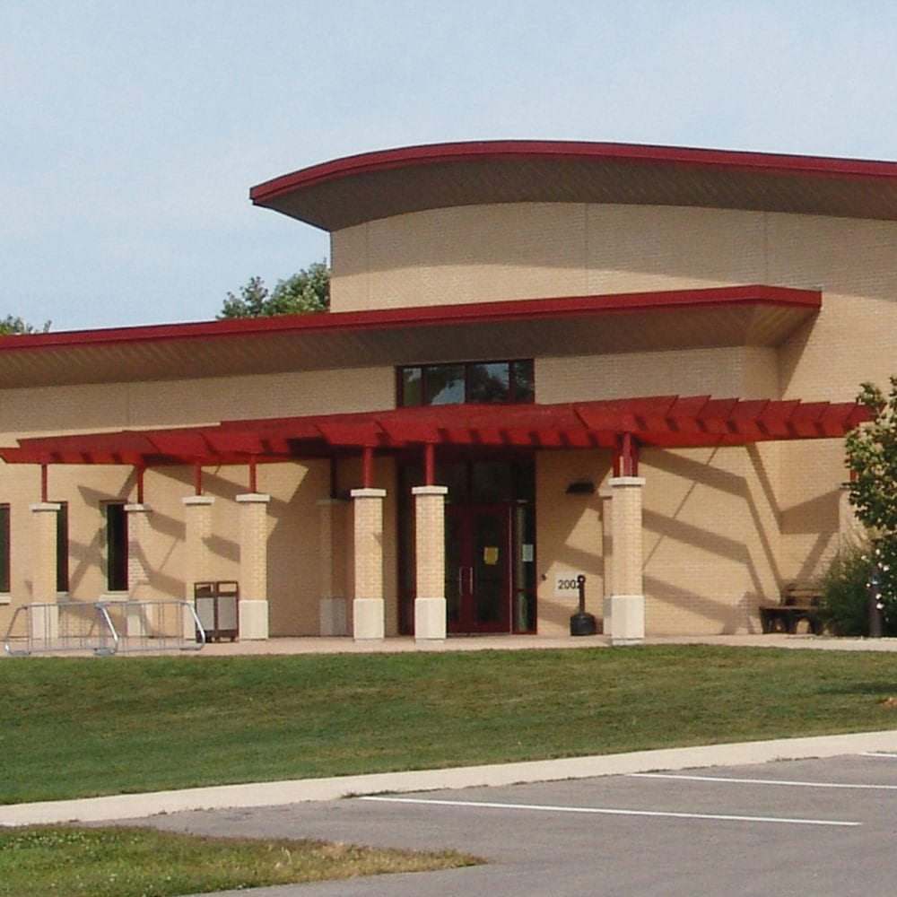 Institutional: Marshall Community Library, Marshall, WI