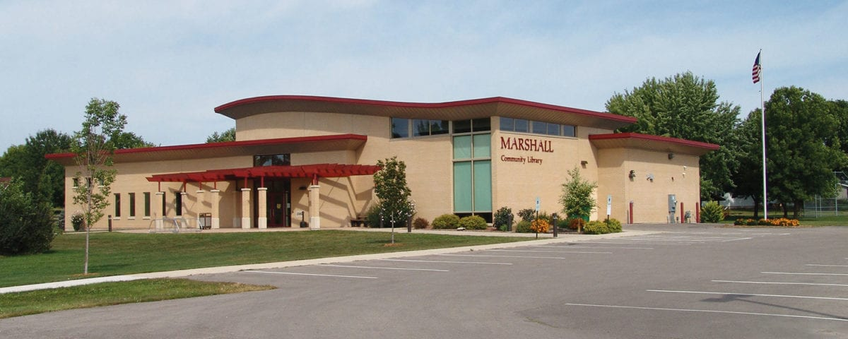 Marshall Community Library Exterior