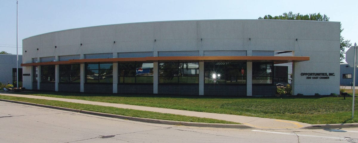 Addition and Renovation of Opportunities Plant Fort Atkinson