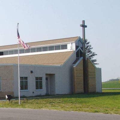 Institutional: St. Paul Lutheran Church and School, Lake Mills, WI