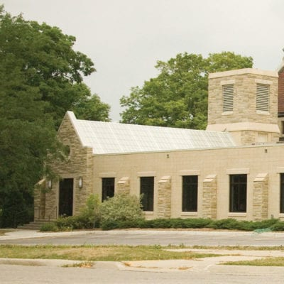 Institutional: Trinity Lutheran Church, Watertown, WI