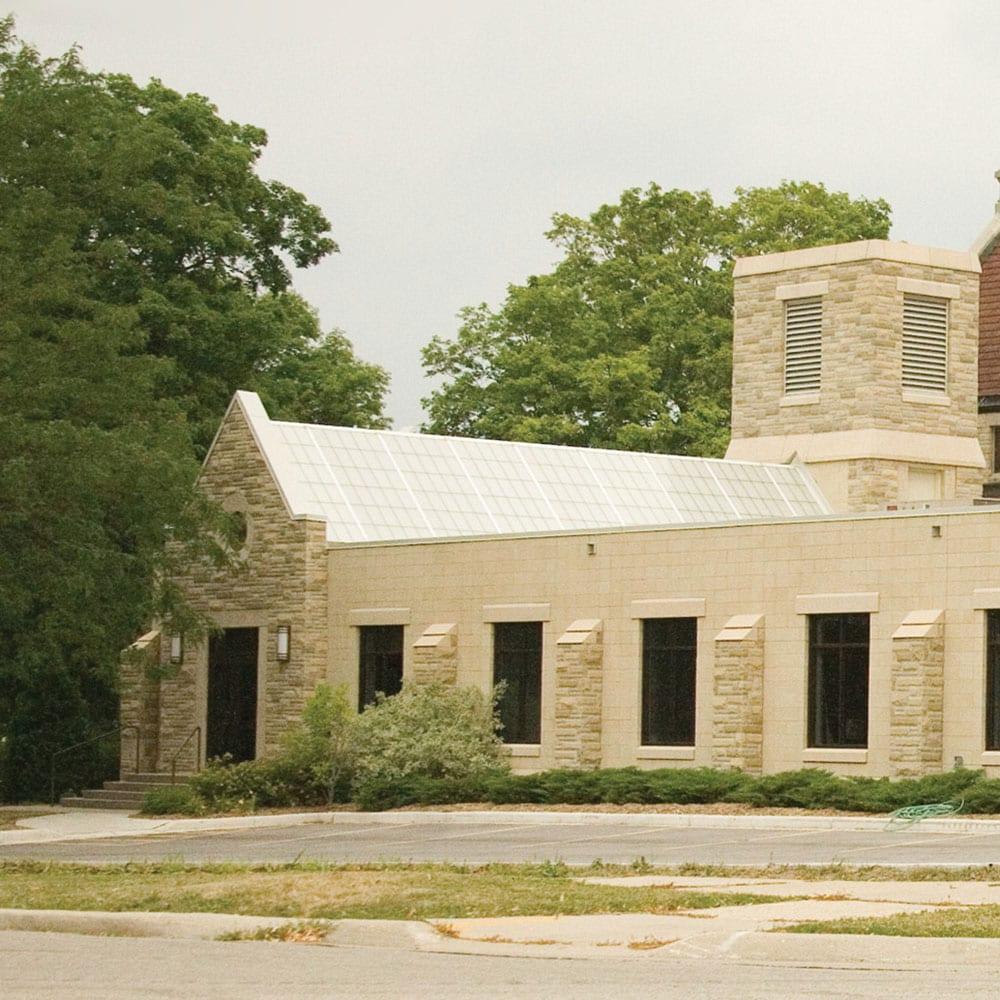 Institutional: Trinity Lutheran Church, Watertown, WI