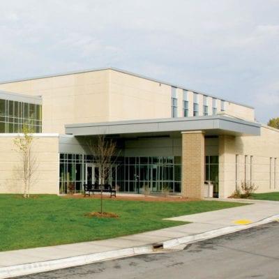 Jefferson High School Exterior
