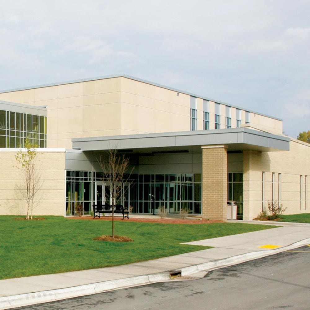 Jefferson High School Exterior