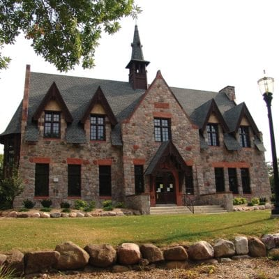 LD Fargo Library, Lake Mills