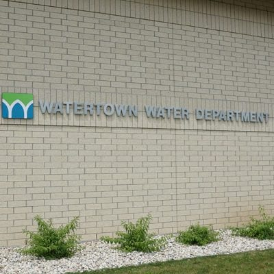 Watertown Central Water Treatment