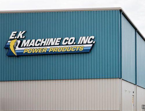 EK Machine Co., Inc.