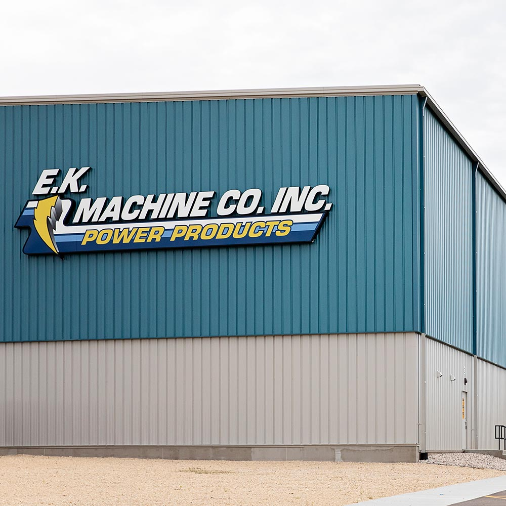 EK Machine Construction Building